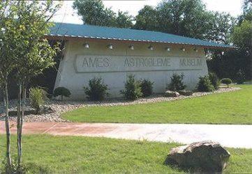 ames astrobleme museum 2007