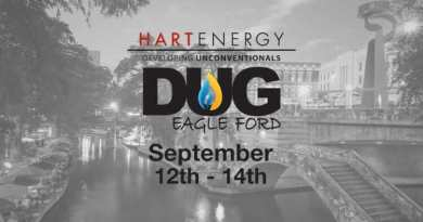 dug eagle ford hart energy 2016 convention