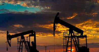 West Texas Is Ramping Up Oil and Gas Production - Oil pumps. Oil industry equipment.