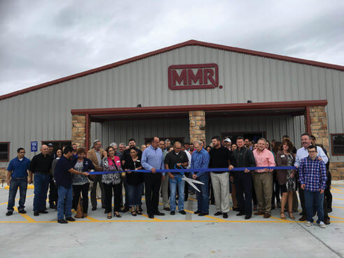 MMR Grand Opening 2016