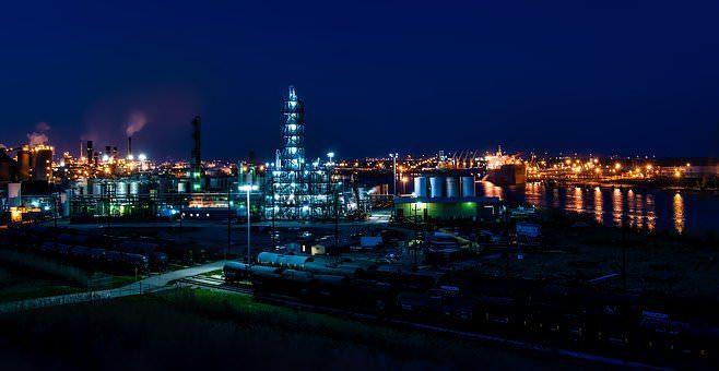 Public Domain Port Arthur Refinery