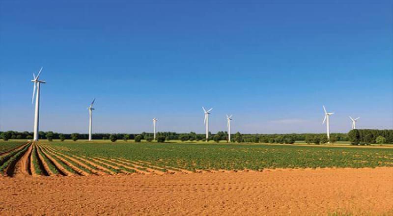 Wind power plant energy revolution renewable energy