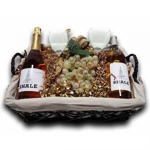 SHALE Wine Basket 2 Square