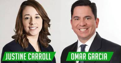 South Texas Energy and Economic Roundtable - STEER - Omar Garcia, President and Justine Carroll, Communications Director - In The Oil Patch Radio Show SHALE Oil & Gas Business Magazine