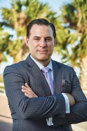 Sean Strawbridge, CEO, Port of Corpus Christi