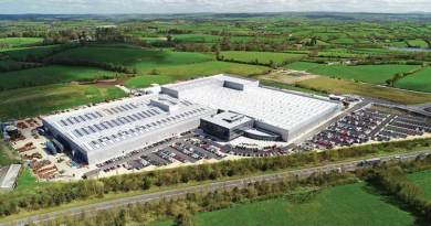 NEW COMBILIFT FACTORY IRELAND