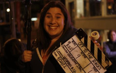 SHALHEVET AT 20: Gaby Grossman '08: On a path to Hollywood