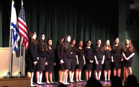 Unity meets competition as girls' choirs sing at YULA