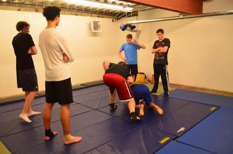 Grappling club teaches athletes to fight with their minds, not just their strength