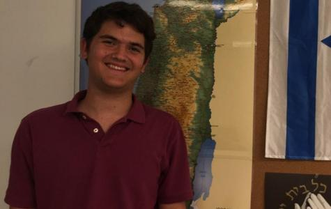 SENIOR SNAPSHOT: For Yonah Feld, America's great but Israel is home