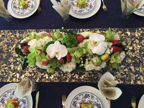 Beyond apples and honey: Rosh Hashanah food traditions vary widely, student survey shows
