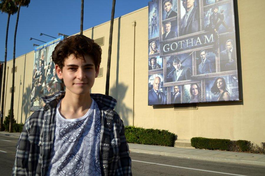 PASSIONATE%3A+Sophomore+David+Mazouz+said+that+he+acts+and+goes+to+auditions+simply+out+of+enjoyment