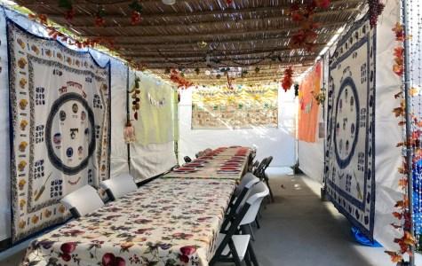 Slumbering in the sukkah?