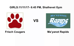 WATCH LIVE: Girls Ma'ayanot vs. Frisch