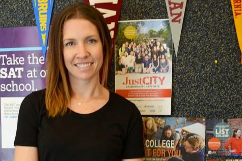 College counselor Lisa Gruenbaum departing to focus on kids