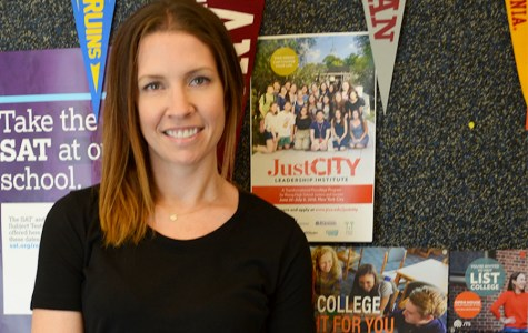 College counselor Lisa Gruenbaum departing to focus on kids