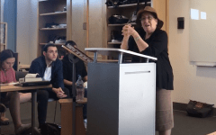 Rabbanit tells senior girls: 'We need you within the Torah world'
