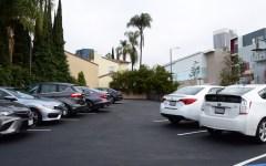 Last nine spots in school parking lot go to juniors, by lottery