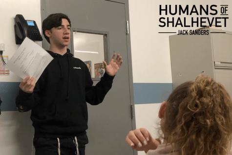 Humans of Shalhevet – Jack Sanders