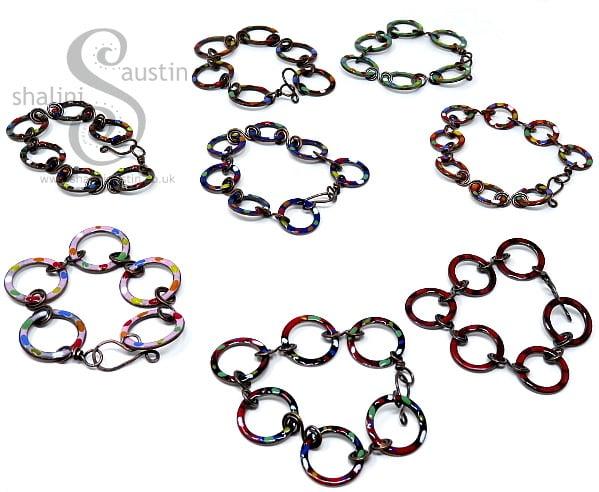 Tutti Frutti Bracelets