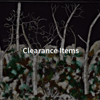 Stock to Clear - Older Items