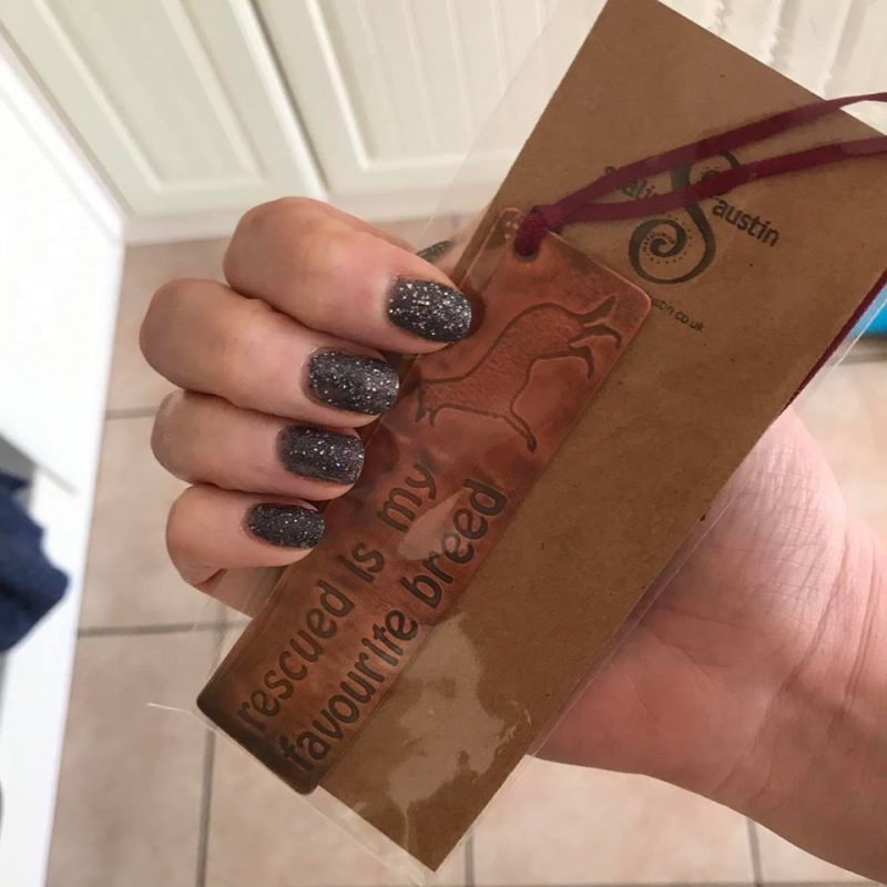 Copper Bookmark Feedback