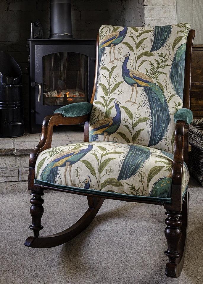 Ella Jenkins Designs is a bespoke designer upholstery business
