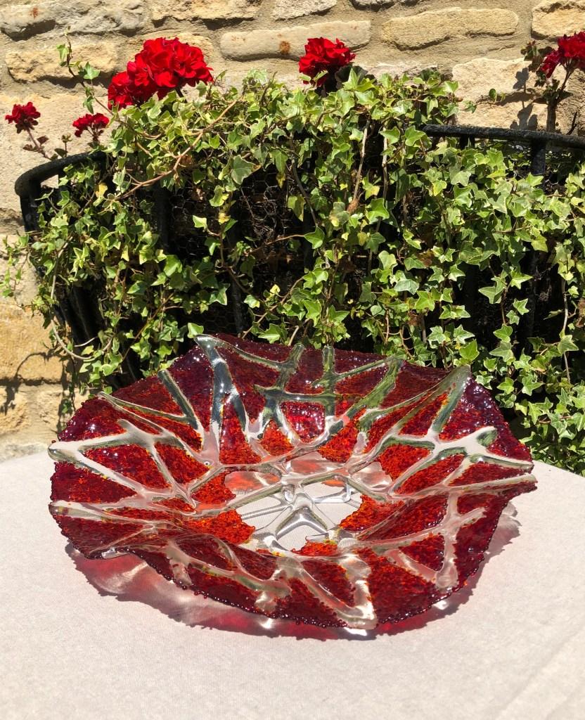 Anita Ruiz - Stamford based Glass Artist