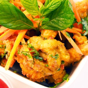 Chicken Pakora | Shallots