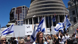 UNSC-Protest-NZ-2334-Israel-Woodley-McCully