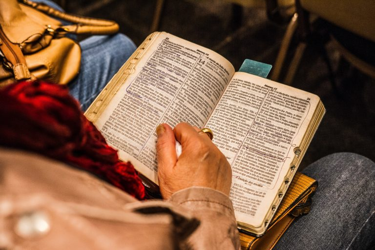 Bible Ready By Adult Shalom101