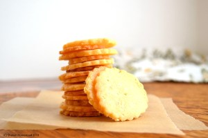 Lemon Shortbread (Vegan, Gluten Free)