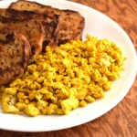 Tofu Scramble #vegan #grainfree #glutenfree