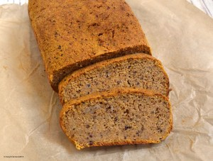 sweet potato bread #grainfree #glutenfree #vegan #keto