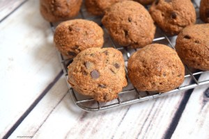 #grainfree Chocolate Chip Cookies #vegan #glutenfree 2