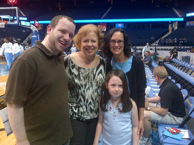 Chicago Sky with Lisa Madigan