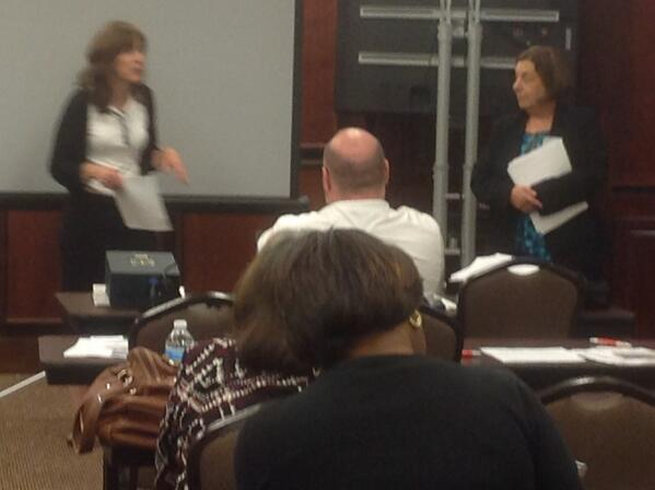 Sharyl & Elyse of SSandG present on small business accounting and taxes