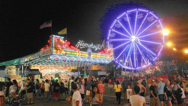 The Bash is Coming: The popular Backlot Bash with live music, carnival rides and a whole bunch more is set for Aug. 26 to Aug. 28 in downtown Skokie. (Mike Isaacs / Pioneer Press)