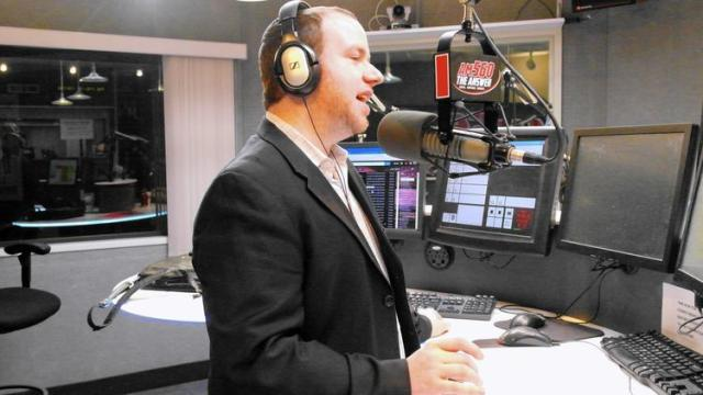 Skokie resident Shalom Klein, a small business mover and shaker in the village, has added radio host to his list of titles.
