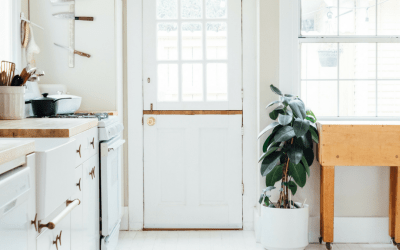 How to Declutter Your Home: The Kitchen