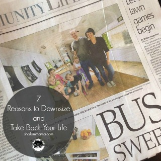 7 Reasons to Downsize (and Take Back Your Life)