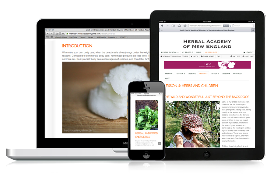 Online-Introductory-Herbal-Course-Access-on-Mobile-Devices
