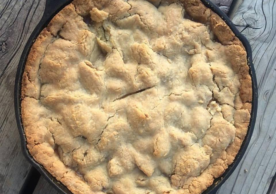 Gluten-free apple pie recipe