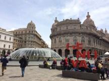 Genoa - Early Modern Piazza De Ferrari
