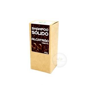 Shampoo de Alcatrão Vegetal