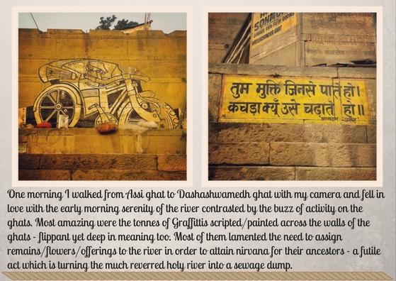Graffiti-on-the-ghats-of-banaras