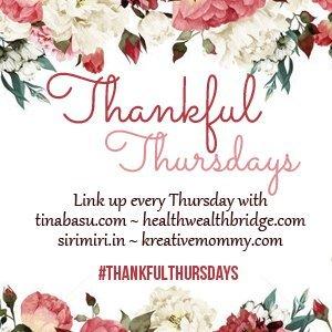 #ThankfulThursday: Thankful for love