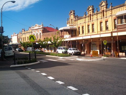 MY TOWN MAITLAND – A PLACE OF IRONIC HISTORY