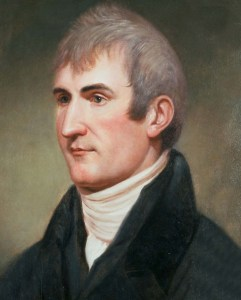 Meriwether Lewis may have defended himself well at Grinder's Stand.