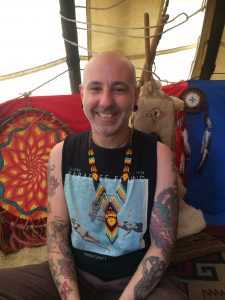 shamanic trance dance guide and guardian